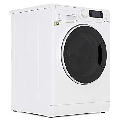 Hotpoint Ultima S-Line RD1076JD Washer Dryer 10Kg+7Kg 1600rpm White