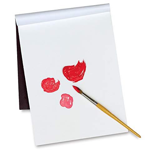 63,5 kg//300 g//m/² press/é /à froid Conda Bloc de papier aquarelle A4 pour supports humides sans acide /à spirale 33 feuilles secs et mixtes 21 x 29 cm