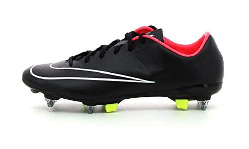 Nike Mercurial Veloce SG Pro II, (negro), 42