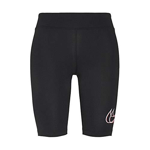 Nike - Pantalones cortos para mujer. Negro XS