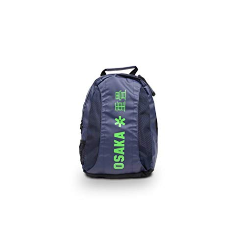 Osaka SP Junior Backpack - Navy/Green (2018/19) - Navy/Green