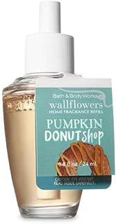 【Bath&Body Works/バス&ボディワークス】 ルームフレグランス 詰替えリフィル パンプキンドーナツショップ Wallflowers Home Fragrance Refill Pumpkin Donut Shop [並行輸入品]