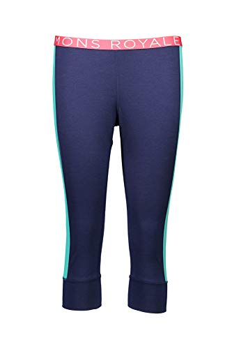 Mons Royale Alagna 3/4 leggings basislaag voor dames