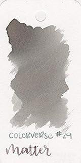 Matter [65 ml] & Anti-Matter [15 ml] Pluma estilográfica embotellada serie Multiverse