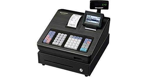Sharp XE-A177X BK, Registrierkasse mit TSE