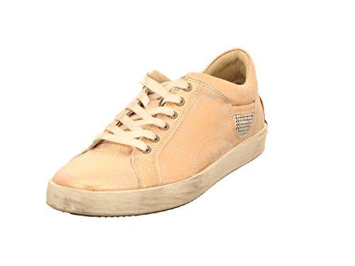 Maca Kitzbühel Damen Sneaker 2003 Gold 247593