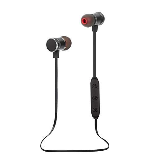 Auriculares Bluetooth, Auriculares magnéticos Deportivos, Auriculares inalámbricos In-Ear Bluetooth 5.0, Resistentes al Sudor, micrófono Incorporado, para iPhone/Samsung/Huawei