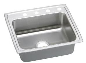 Buy Discount Elkay LRAD222255X-CU Sink, Lustrous Highlighted Satin