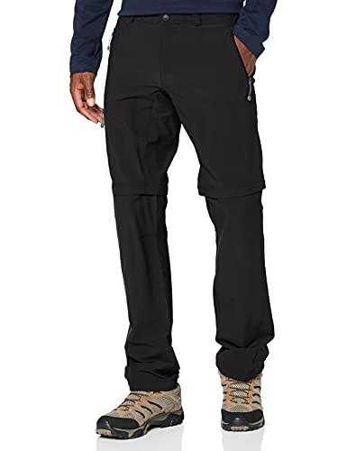 Schöffel Herren Pants Koper Zip Off Hose, schwarz (Black), 54
