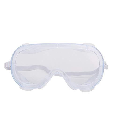 Veiligheidsbril, spetters voor veiligheidsbrillen, veiligheidsbril voor laboratorium, transparante veiligheidsbril, veiligheidsbril voor laboratorium(Non Anti-Fog)