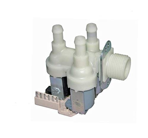 Alternative 4035200 Valvola a solenoide a 3 vie 90 ° 11,5 mmø - Lavatrice Miele