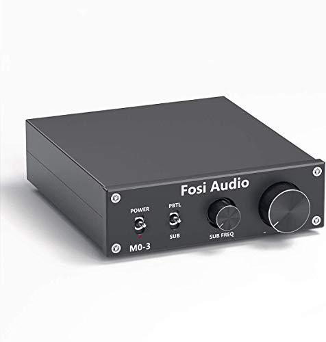 amplificador 200w fabricante Fosi Audio