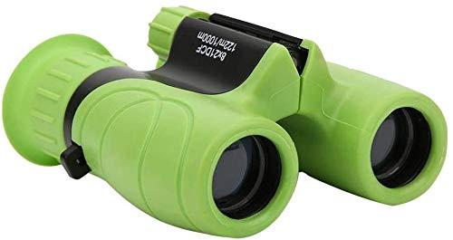 DKEE Binoculars Bewegliche Taschen-Fernglas, 8x21 All-Optical High Definition im Freien reisenden Kindern Binoculars Compact Kid Teleskop-Geschenk-Spielzeug