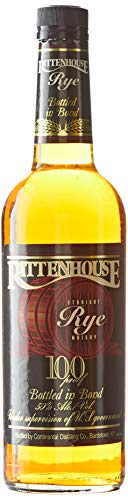 Rittenhouse Kentucky 100 Proof Straight Rye Whisky 70 cl (Wine)