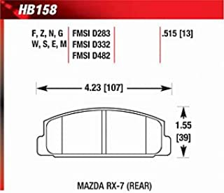 Best hawk blue 9012 brake pads Reviews