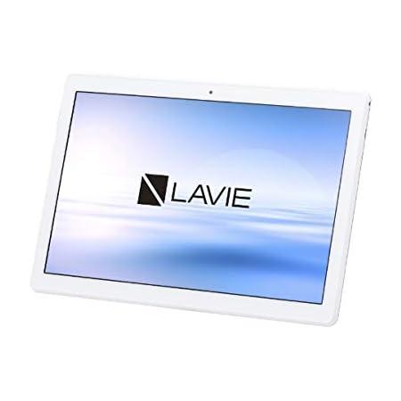NEC LAVIE Tab E TE710/KAW - 10.1型タブレットパソコン[メモリ 4GB / ストレージ 64GB / TV機能(フルセグ) / 防滴防塵(IP53)] PC-TE710KAW
