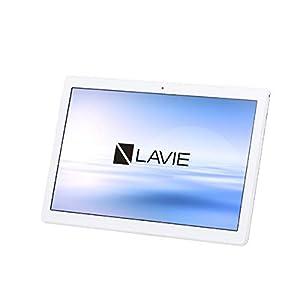 "NEC LAVIE Tab E TE710/KAW - 10.1型タブレットパソコン[メモリ 4GB / ストレージ 64GB / TV機能(フルセグ)..."""