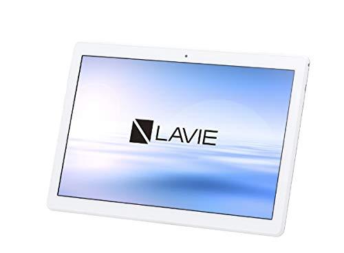 NEC LAVIE Tab E TE710/KAW – 10.1型タブレットパソコン[メモリ 4GB / ストレージ 64GB / TV機能(フルセグ) / 防滴防塵(IP53)] PC-TE710KAW