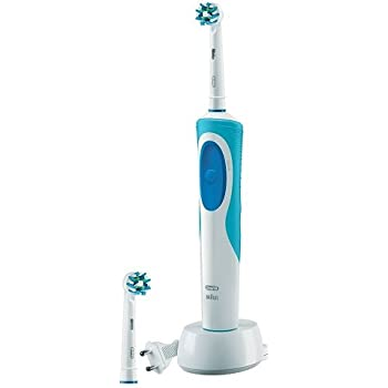 Oral B Vitality Cross Action Electric Toothbrush Rechargeable Powered by Braun