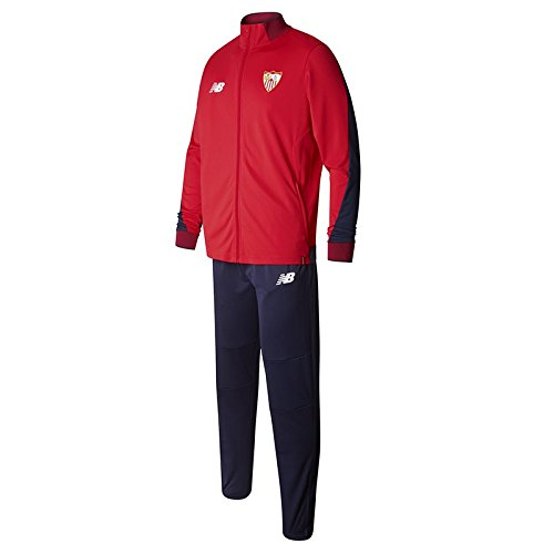 New Balance Chandal Sevilla FC Camiseta, Hombre