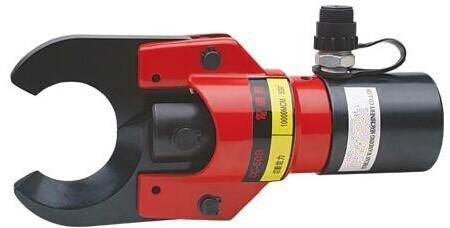 Gowe hydraulique Câble Fil hydraulique Tête de coupe Tête de coupe fil électrique hydraulique Outil de coupe pour 50 mm max