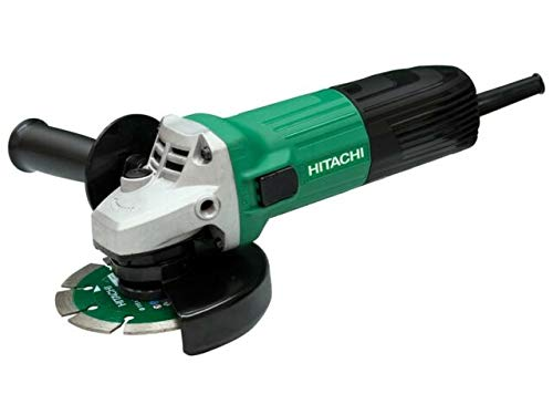 HITACHI 93122826B - Miniamoladora 115 mm 600 W c/ disco en caja carton G12STA(S)