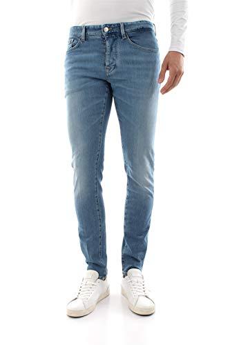 DONDUP Jeans misto cotone Uomo cod.UP550DSE270 DENIM SIZE:34