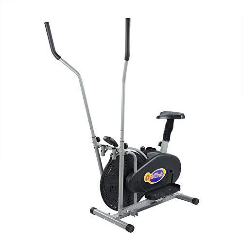 Datee Máquina elíptica, Equipo de la Aptitud del Cardio de la Bicicleta de Ejercicio del Entrenador de la Cruz de la máquina elíptica Interior