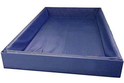 Traumreiter Wasserbett Sicherheitswanne Mesamoll2 Softside Sicherheitsfolie Outliner (180 x 200 cm)