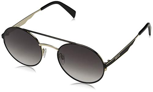 Just Cavalli JC863S Gafas de sol, Dorado (Gold/Gradient Smoke), 54.0 Unisex Adulto