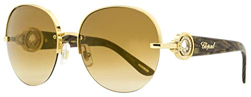 Sunglasses Chopard SCHB 67 S Shiny Rose Gold 300G