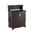 Suncast 48 Gal. Patio Storage and Prep Station-BMPS6400 - The Home Depot