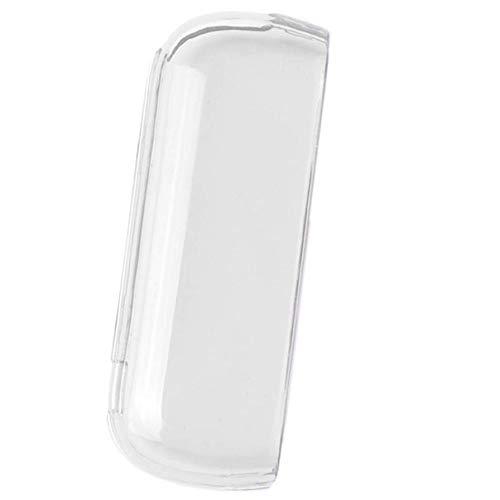 IQOS3 クリア ハード ケース アイコス3 対応 ハードケース 保護 シンプル お洒落 透明 PC ポリカーボネート製 プレゼント (クリア)
