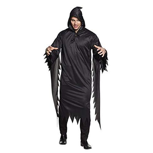 Boland 79086 Costume da Screaming Harry, da Adulto, Taglia M/L, Nero