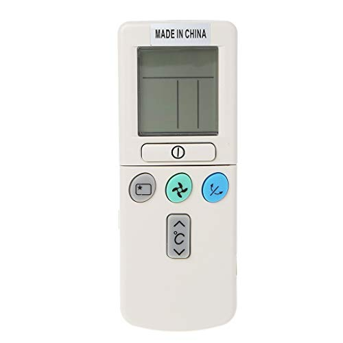 siwetg - Condizionatore universale con telecomando per Hitachi RAR-3U4 RAR-2P2 RAR-3U3