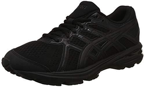 Asics GT-Xpress Hombre Running Trainers 1011A143 Sneakers Zapatos (UK 12 US 13 EU 48, Black Black 002)