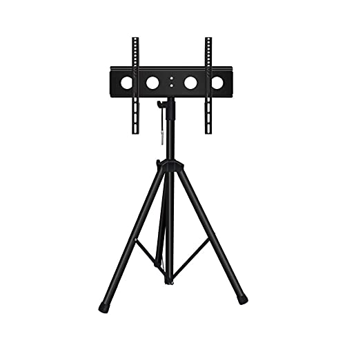 "Soporte universal para TV de sobremesa One For All Soporte universal para TV con trípode - Tamaño de pantalla 26-55 ""- Televisores LCD / LED / Plasma - Giro de 360 ° y altura ajustable - VESA 400x4"