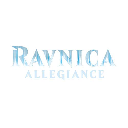 Wizards Of The Coast MTG Ravnica Allegiance Guild Kit Display (5) French Francais