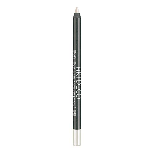 ARTDECO Soft Eye Liner Waterproof 98, Vanilla White, 1 g