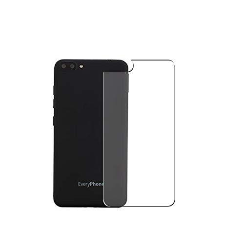Vaxson 2 Stück Rückseite Schutzfolie, kompatibel mit Yamada Denki EveryPhone PR EP-172, Backcover Skin TPU Folie [nicht Panzerglas/nicht Front Bildschirmschutzfolie]