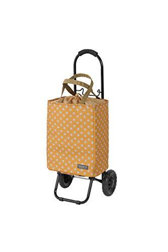 レップ(REP) ショッピングカート イエロー 容量22L カートにかけられる 保冷 買い物 COCORO(コ・コロ) 485026