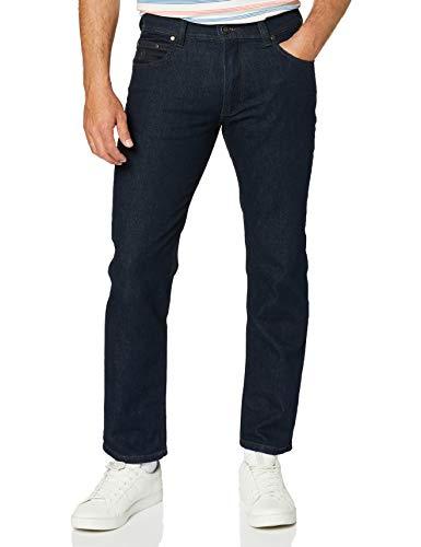 bugatti Herren 3280D-16640 Loose Fit Jeans, Blau (Rinse Blue 390), W44/L30