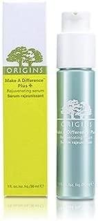 Best origins make a difference plus rejuvenating serum Reviews