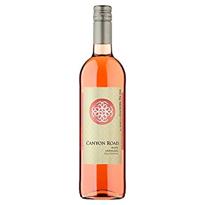 Canyon Road White Zinfandel (Case of 6 x 75 cl)