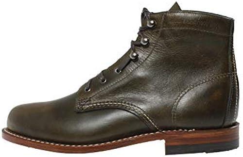Wolverine 1000 Miles Stiefel Soft Grün Leather Stiefel