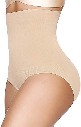 Costafrey Tummy Tucker Women's Shapewear Beige