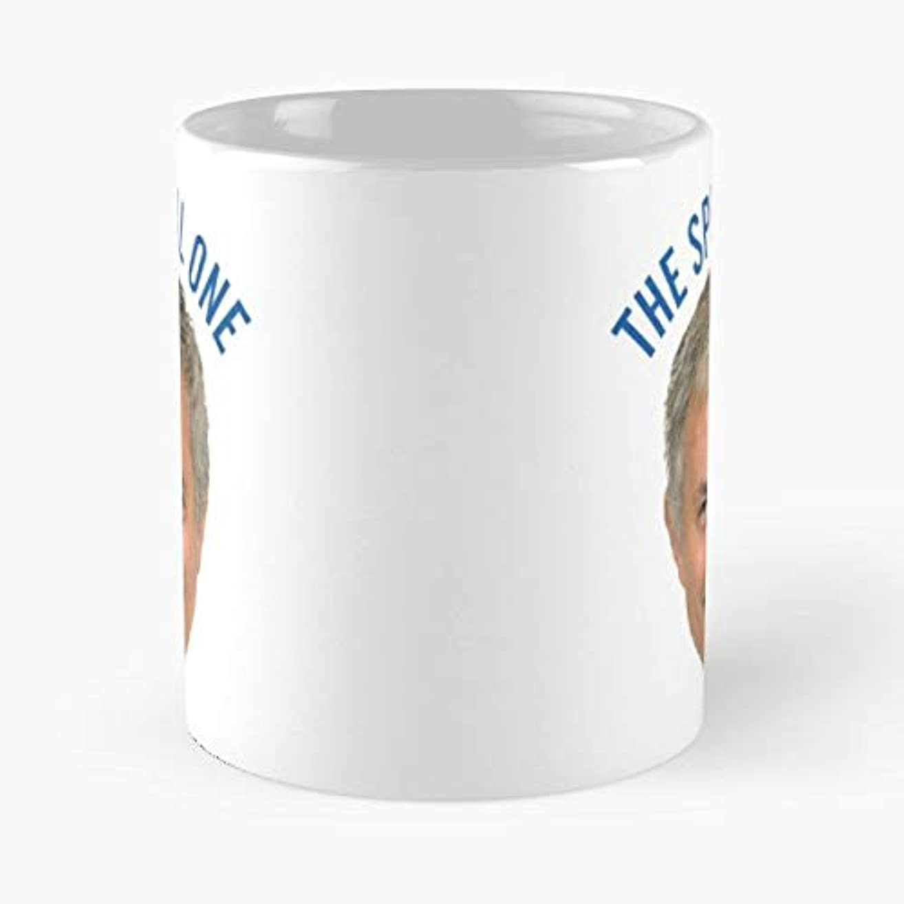 Special One Jose Mourinho London - Coffee Mugs Unique Ceramic Novelty Cup Best Gift