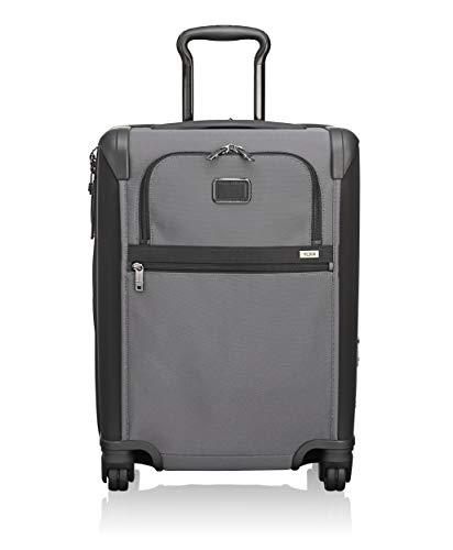 [トゥミ] スーツケース 公式 正規品 TUMI ALPHA discon CONT EXP 4 WHL CARRY-ON 機内持ち込み可 保証付 6.032L 6.032kg PEWTER