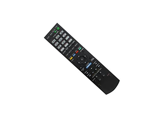 HCDZ Replacement Remote Control for Sony RMAAU135 149017111 STRDN840 DVD Home Theater AV A/V Receiver