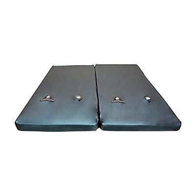 Classic Waterbeds 720 Softside Deep Fill Dual Waveless Waterbed Bladder